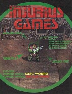 Injurius Games