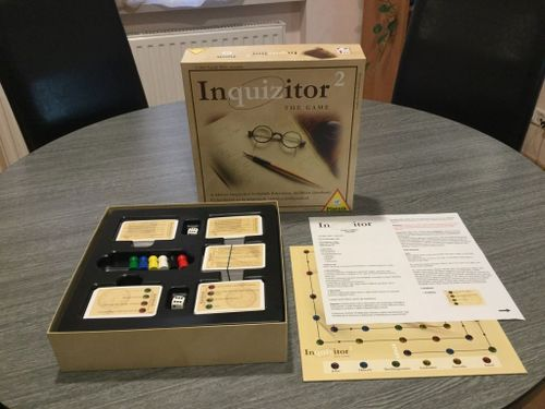 Inquizitor 2: The game