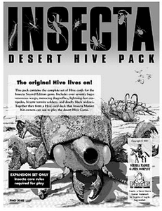 Insecta: Desert Hive
