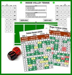 Inside Volley Tennis