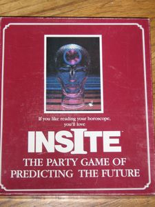 Insite: The Party Game of Predicting the Future