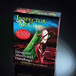 Inspector McClue: Designer Shoes and Handbags