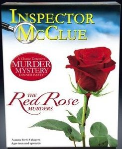 Inspector McClue: The Red Rose Murders