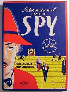 International Game of Spy