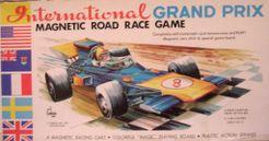 International Grand Prix Magnetic Road Race Game