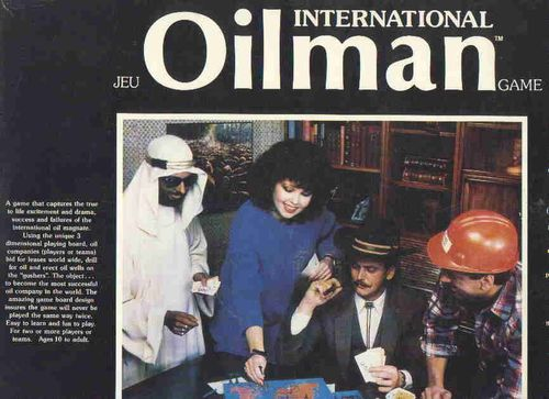 International Oilman Game