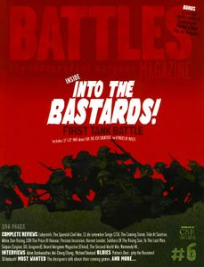 Into the Bastards!: First tank battle