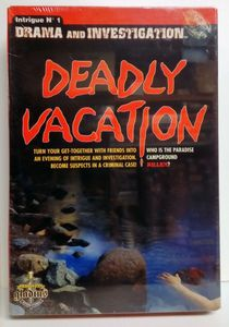Intrigue No. 1: Drama and Investigation – Deadly Vacation