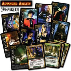 Invasion from Outer Space: Advanced Abilities Supplement