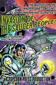 Invasion of the Saucer People