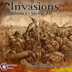 Invasions: Volume 1