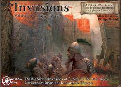 Invasions: Volume 1 – 350-650 AD