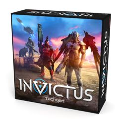Invictus: A Team Deck Building Game