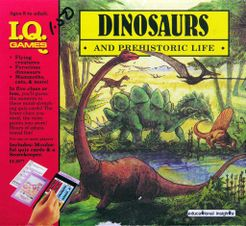 I.Q. Games: Dinosaurs and Prehistoric Life