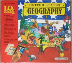 I.Q. Games: United States Geography