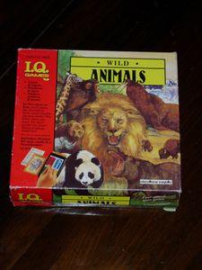 I.Q. Games: Wild Animals