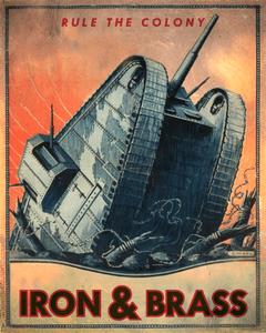 Iron & Brass