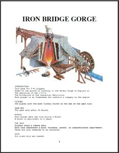Iron Bridge Gorge