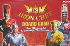 Iron Chef Board Game: The Ultimate Cooking Challenge