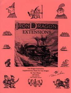 Iron Dragon Extensions