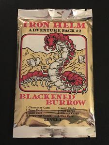 Iron Helm: Adventure Pack #2 – Blackened Burrow