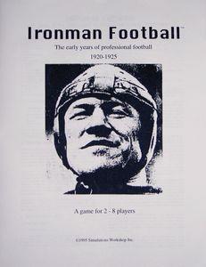 Ironman Football