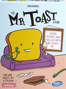 Irresponsibility: The Mr Toast Card Game