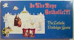Is the Pope Catholic!?!
