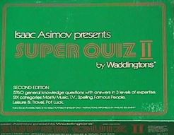 Isaac Asimov presents Super Quiz II