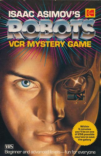 Isaac Asimov's Robots VCR Mystery Game