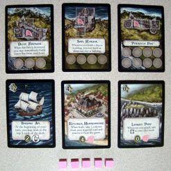 Island Siege: Coquina Expansion