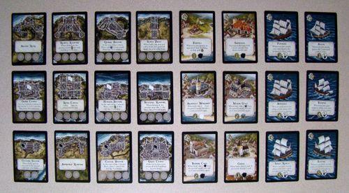 Island Siege: Rampart Expansion