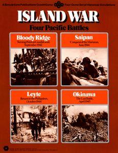 Island War: Four Pacific Battles