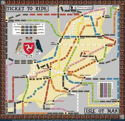 Isle of Man (fan expansion of Ticket to Ride)