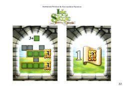 Isle of Skye: From Chieftain to King – Brettspiel Adventskalender 2015 Promo Tiles