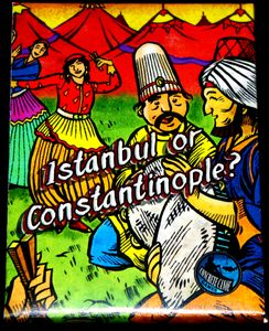 Istanbul or Constantinople?