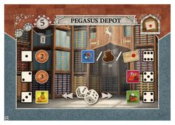 Istanbul: Pegasus Depot Mini Expansion