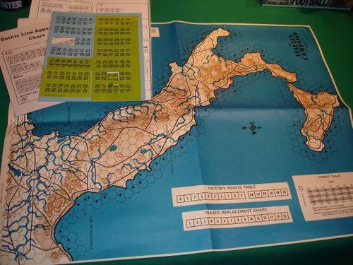 Italian Campaign: Sicily to the Alps