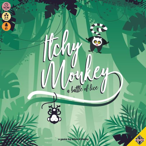 Itchy Monkey