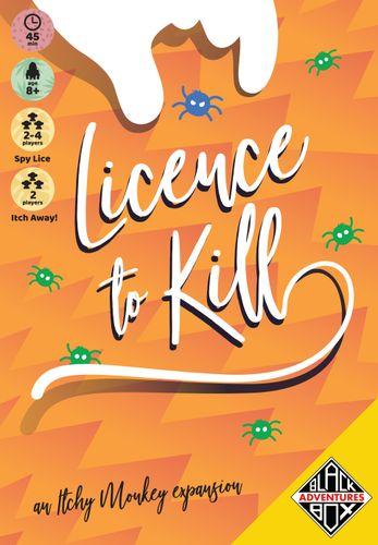 Itchy Monkey: Licence to Kill