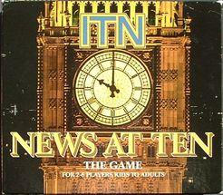 ITN News at Ten: the Game