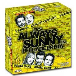 It's Always Sunny in Philadelphia Board Game