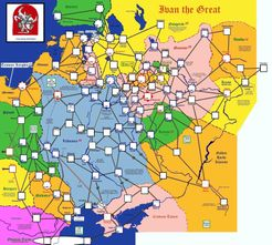 Ivan the Great: The Rise of Muscovy 1462-1505