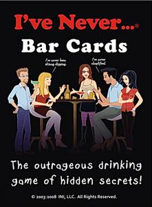 I've Never... Bar Cards