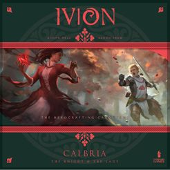 Ivion   The Herocrafting Card Game