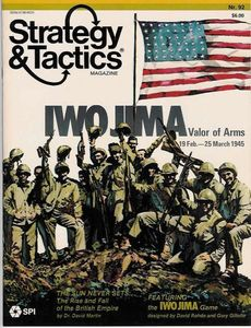 Iwo Jima: Valor of Arms, 19 Feb. – 25 March 1945