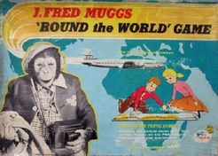 J. Fred Muggs 'Round The World' Game
