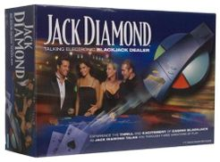 Jack Diamond Electronic Blackjack