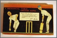 Jack Hobbs Table Cricket