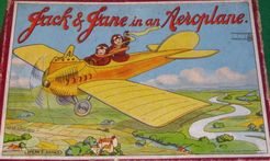 Jack & Jane in an Aeroplane